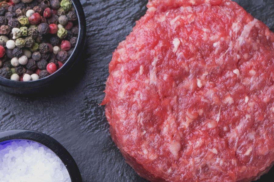 100% Beef Burgers (6 oz) - L&M Meat