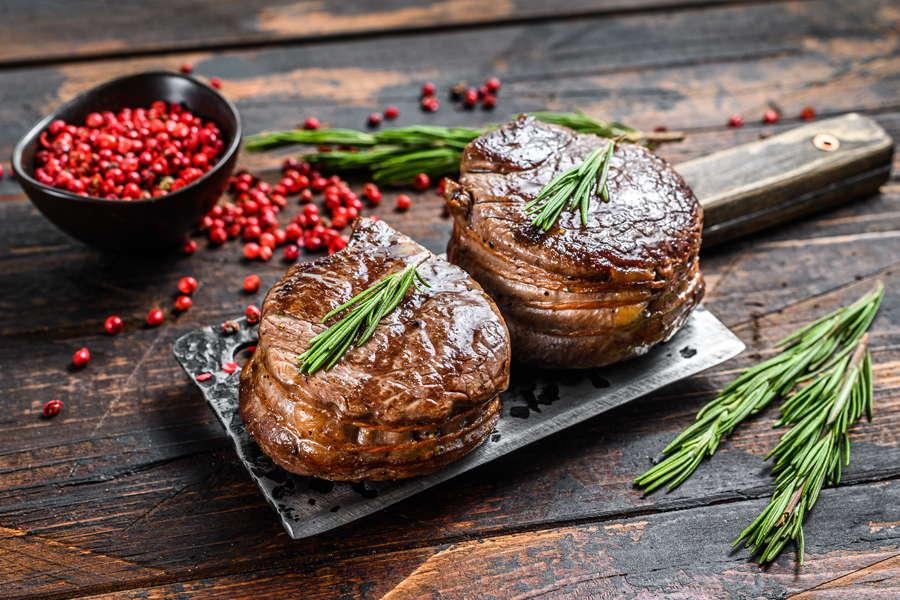 Beef Tenderloin Medallions – L&M Meat