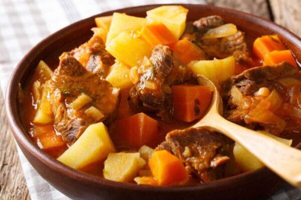 Bone in Lamb Stew – L&M Meat