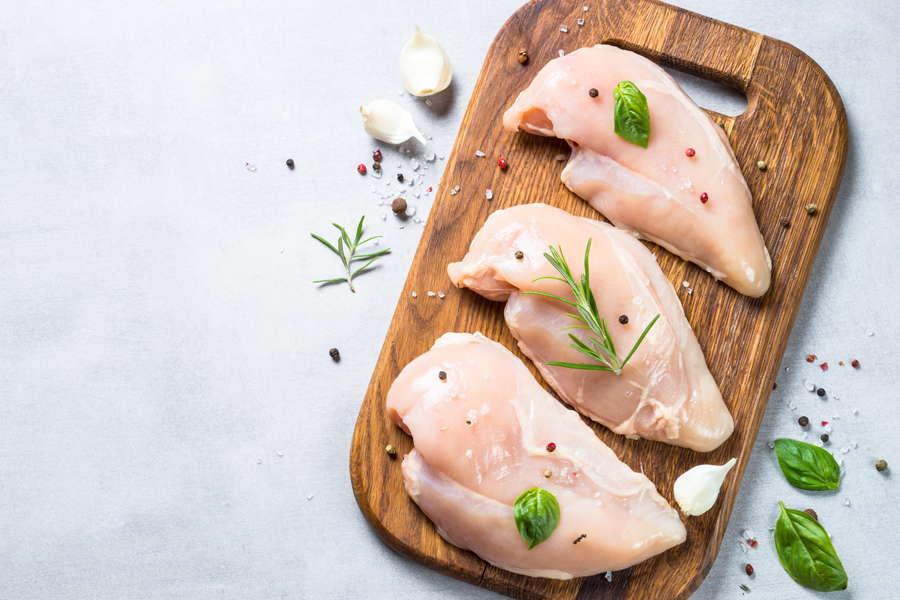 Chicken Breast (Boneless) - L&M Meat