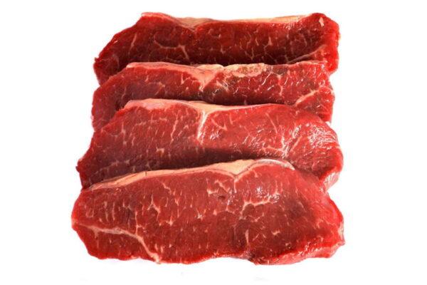 Fast Fry Striploin Steak Sandwich – L&M Meat