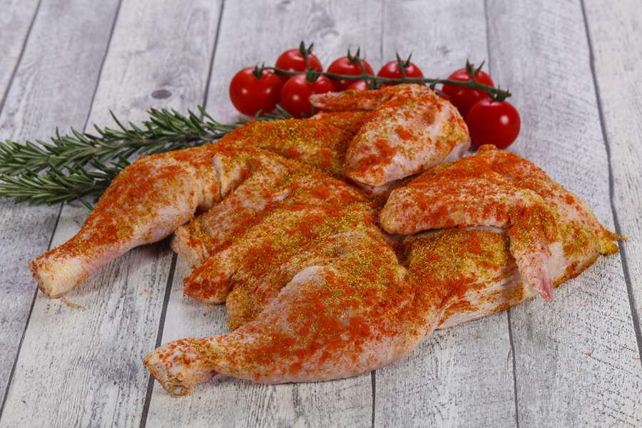 Flat Roaster Chicken - L&M Meat