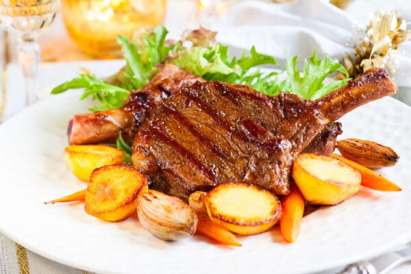 Frenched Veal Rib Chops – L&M Meat