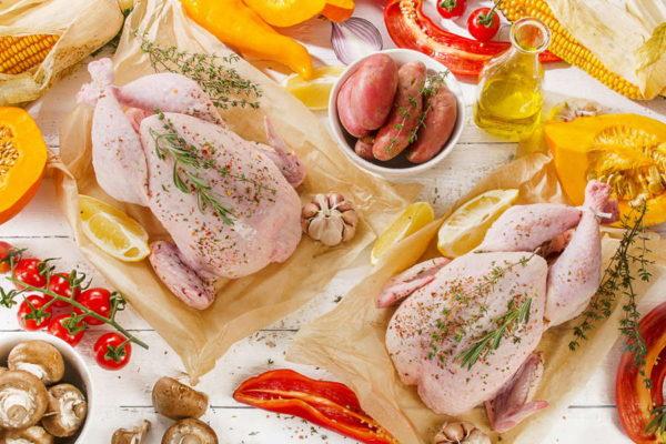 Fryer Whole Chicken – L&M Meat