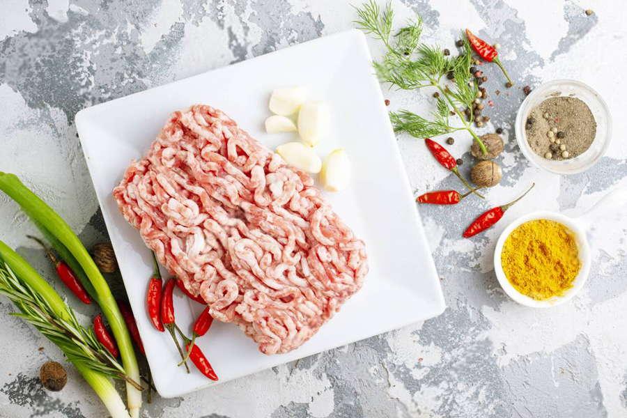 Ground Chicken Breast - L&M Meat