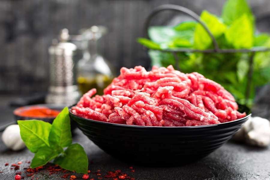 Ground Veal - L&M Meat