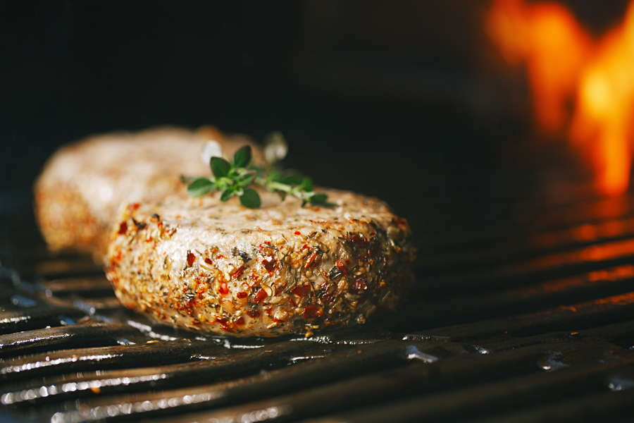 Lamb Burgers – L&M Meat