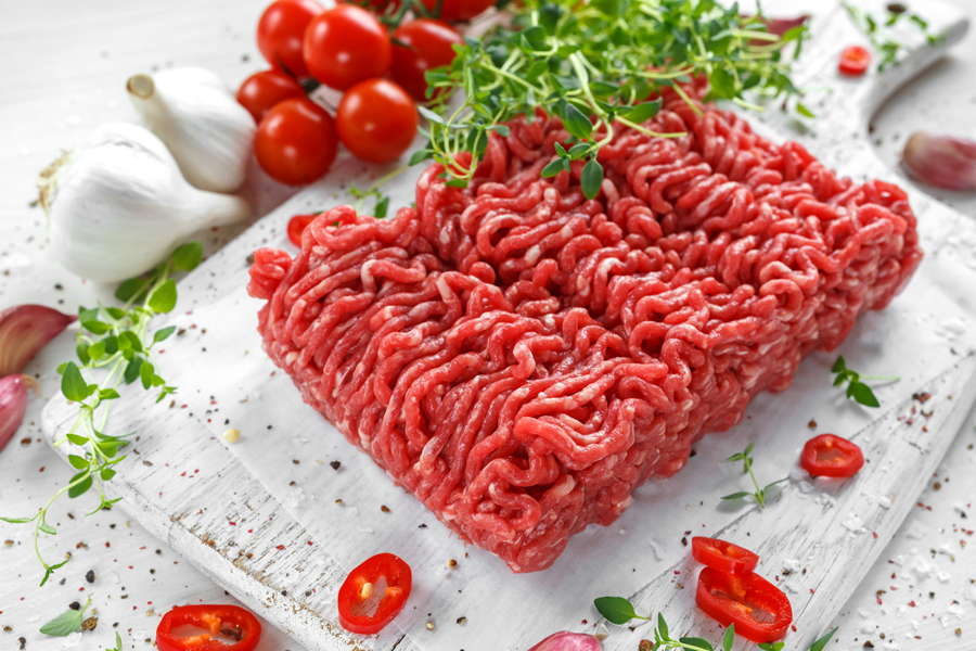 Lean Ground Beef - L&M Meat