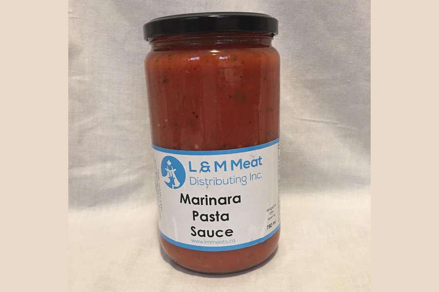 Marinara Pasta Sauce - L&M Meat