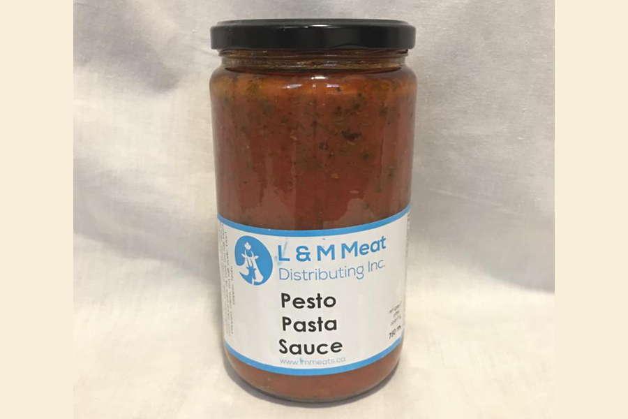 Pesto Pasta Sauce - L&M Meat