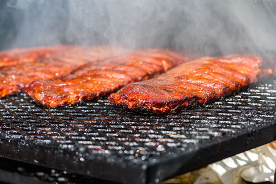 Pork Back Ribs – L&M Meat