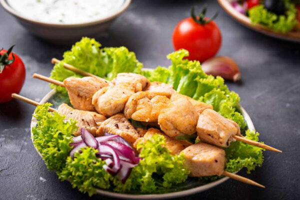 Pork Souvlaki – L&M Meat