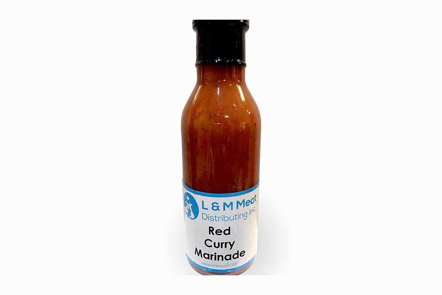 Red Curry Marinade - L&M Meat