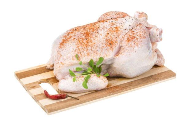Roaster Whole Chicken – L&M Meat