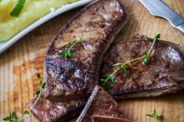 Sliced Veal Liver – L&M Meat
