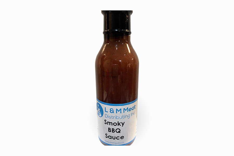 Smoky BBQ Sauce - L&M Meat