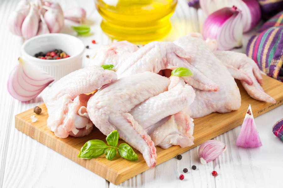 Split Chicken Wings - L&M Meat