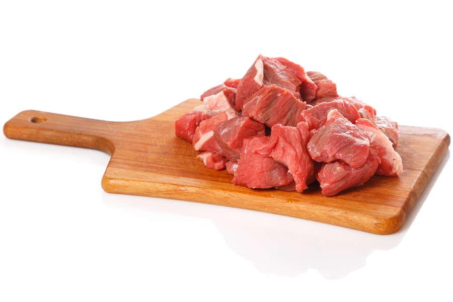 Stewing Beef Bone-In - L&M Meat