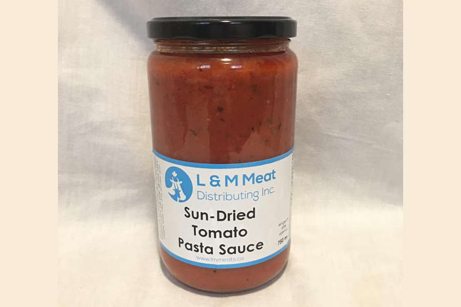 Sun-Dried Tomato Pasta Sauce - L&M Meat